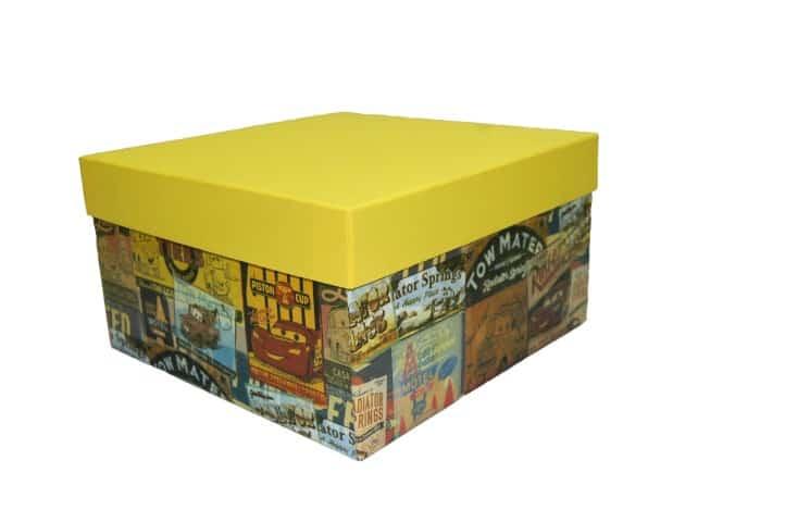 caixas simples